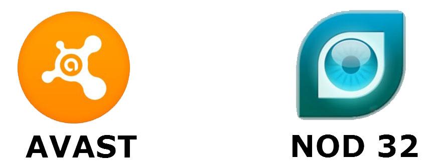 nod32 vs avast